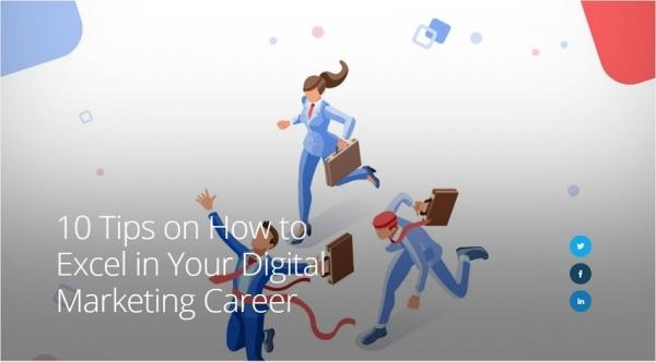 Digital Marketing Career Development