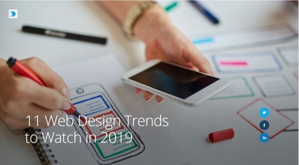 Website Design Trends Functionality