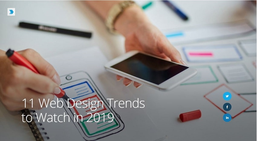 Website Design Trends Functionality