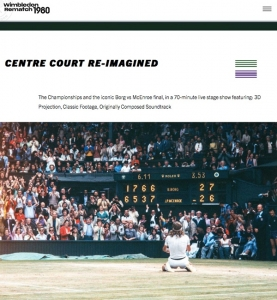 Wimbledon Content Marketing